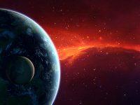 Planets Wallpaper 1080x2280