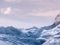 Snow Mountain Wallpaper 1080x2280