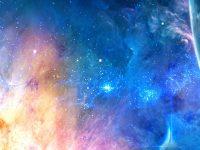 Space Fantasy Wallpaper 1080x2280