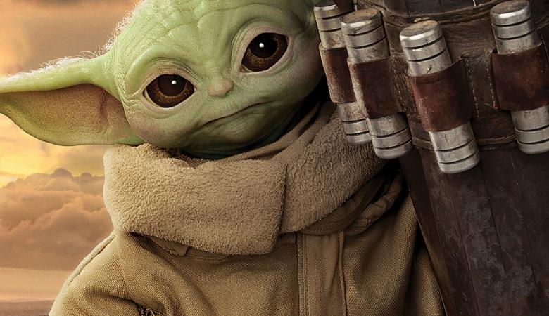 Baby Yoda Wallpapers 4k