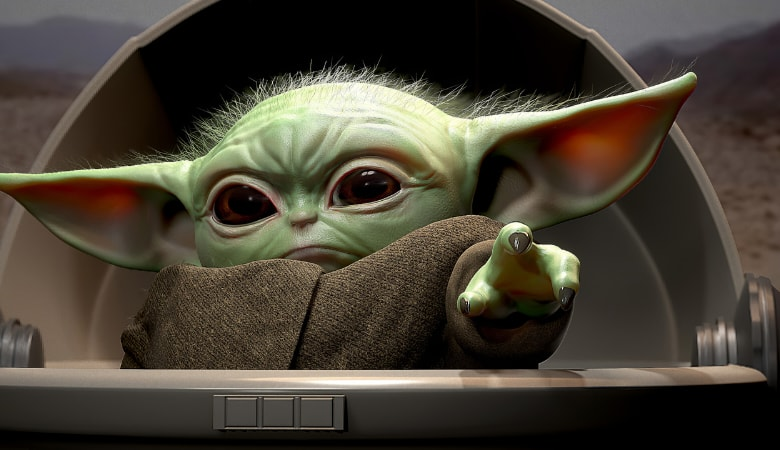 Baby Yoda Wallpapers hd