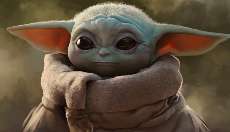 Baby Yoda Wallpapers