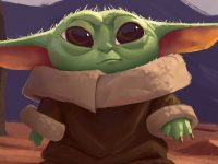 baby yoda wallpaper laptop