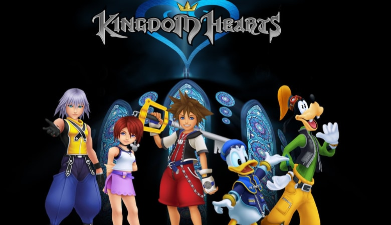 background kingdom hearts