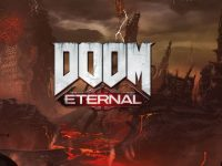 doom eternal wallpaper background