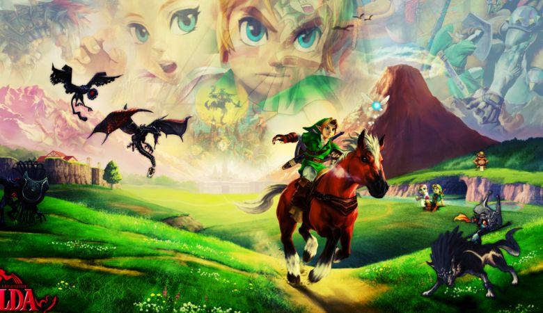zelda background wallpaper