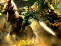 zelda desktgop background